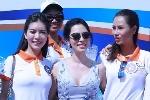 Vẻ đẹp bà mẹ 3 con nổi bật giữa dàn thí sinh Hoa hậu ASEAN