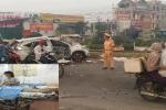 Ô tô băng qua đường sắt bị tàu tông nát: Nạn nhân thứ 6 tử nạn