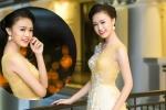 Người đẹp học giỏi nhất Hoa hậu Việt Nam yêu kiều với váy đính hoa