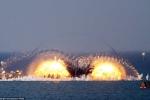 Ảnh: Hỏa lực khủng khiếp của Nga trong tập trận ở Crưm