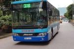 Hà Nội đưa hàng loạt xe buýt mới vào hoạt động