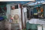 Gần 40 người sống chui rúc 18 năm vì bức tường bô rác và chốt dân phòng bỏ hoang
