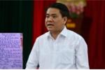 Toàn bộ cam kết của Chủ tịch Hà Nội Nguyễn Đức Chung với người dân Đồng Tâm