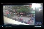 Nữ công nhân hạ gục tên cướp giật dây chuyền trên phố Sài Gòn