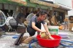 Kinh doanh điêu đứng sau trận lụt lịch sử ở Sài Gòn