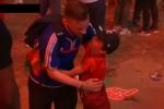 Video khoảnh khắc xúc động Euro 2016 trong đề thi Ngữ Văn THPT Quốc gia 2017