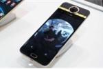 Chiêm ngưỡng smartphone sở hữu camera 360 độ đính kim cương