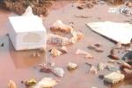 Hà Tĩnh: Hàng trăm hộ dân ám ảnh cảnh sinh hoạt bằng… nước rác