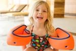 Cảnh báo: Phao tay tập bơi cho trẻ em có thể gây ung thư
