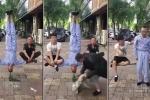 Ảo thuật gia biểu diễn 'thần sầu' trên phố và cái kết khiến người xem té ngửa