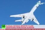 Video: Máy bay quân sự Nga chở hơn 90 người rơi xuống biển