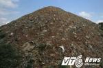 Cận cảnh bãi rác khổng lồ bốc mùi hôi thối nồng nặc ở Hải Phòng