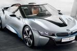 Thực hư BMW i8 Roadster phiên bản mui trần đổ bộ thị trường năm 2018