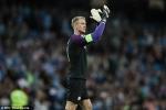 Joe Hart rơi nước mắt trong trận cầu chia tay Manchester City