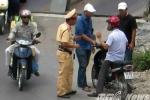 'Cò' thi hành công vụ cùng CSGT: Công an quận Lê Chân lên tiếng