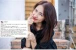 Hòa Minzy viết thư xin lỗi cộng đồng fan Kpop