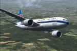 Video: Xem lại vụ máy bay Trung Quốc chở 220 khách suýt trúng tên lửa Triều Tiên