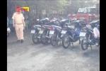 Lập hội kín trên mạng xã hội, tổ chức đua xe đêm 'sa lưới' cảnh sát