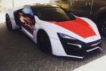 Cảnh sát Dubai lại chơi sang với siêu xe mới 3,4 triệu USD