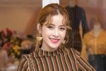 Chi Pu xinh đẹp, rạng rỡ trong ngày ra mắt thương hiệu thời trang riêng