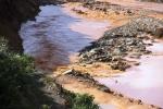 Hiện trường tìm kiếm 23 người mất tích ở khu vực thủy điện Sông Bung 2