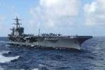 Nhóm tàu sân bay Mỹ bắt đầu tuần tra biển Đông