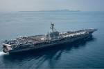 Tàu sân bay Mỹ sắp áp sát bán đảo Triều Tiên