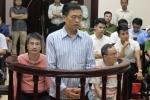 Đề nghị y án tử hình Giang Kim Đạt