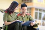 Hướng dẫn đăng ký xét tuyển các trường công an 2016