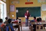 Thầy giáo sáng tạo điệu nhảy vui nhộn dạy học sinh
