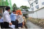 Phó Chủ tịch TP.HCM: 'Sẽ kỷ luật quận huyện nào để cống xả bị lấn chiếm'