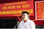 Em trai ruột của Chủ tịch tỉnh Yên Bái được bổ nhiệm làm giám đốc Sở Tài nguyên