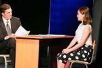 Lan Phương tái ngộ bạn diễn Tây Aron Toronto trên sân khấu kịch
