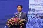 Chủ tịch Nguyễn Đức Chung kêu gọi doanh nghiệp đầu tư vào hơn 100 dự án của Hà Nội