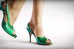 Khám phá lịch sử thú vị của giày cao gót trong 100 năm qua