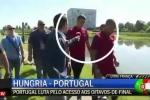 Tức giận giật mic phóng viên ném xuống sông, Ronaldo bị yêu cầu xin lỗi