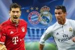 Xem trực tiếp tứ kết lượt đi cúp C1 Bayern Munich vs Real Madrid trên kênh nào?