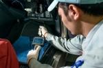 Toyota phát triển dịch vụ vệ sinh giàn lạnh trên xe