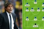 Chelsea vs Man Utd: 3-4-3 của Conte vẫn tồn tại điểm yếu