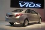 Toyota đạt kỷ lục bán ra 1101 xe Vios mới trong tháng 7