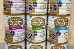 4 loại sữa dùng cho trẻ nhỏ ghi sai hạn bị thu hồi khẩn cấp