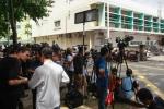 Bệnh viện Malaysia dựng lều ngoài nhà xác cho phóng viên tác nghiệp vụ Kim Jong-nam