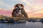 Chết cười với loạt ảnh chế 'mang Kong đi khắp Việt Nam'