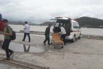 Chìm tàu ở Nghệ An: Tìm thấy thêm 1 thi thể thuyền viên tàu VTB 26
