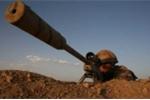 Siêu xạ thủ bắn 1 phát đạn giết 3 khủng bố IS