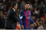 Barca bại trận toàn diện trước Juventus: Kết thúc triều đại Luis Enrique