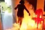 Phải xử lý hình sự người mua xăng, ép bé gái 13 tuổi đốt trường