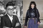 Nguyễn Công Trí chọn người mẫu Louis Vuitton trình diễn 'Em hoa'
