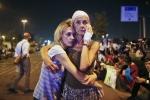 Nhân chứng kể lại giây phút đáng sợ khi bom phát nổ tại sân bay Thổ Nhĩ Kỳ
