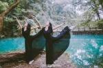 Phát 'sốt' với vẻ đẹp thiên thần của cặp song sinh người Trung Quốc